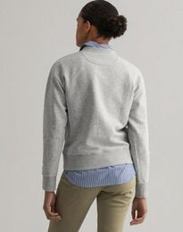 GANT Gradient Graphic C-neck Sweater