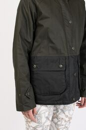 BARBOUR Robyn Wax takki archive olive