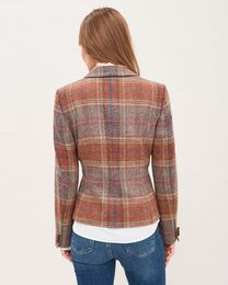 NEWHOUSE Morland Tweed Blazer