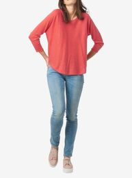 BOOMERANG Planta Sweater red