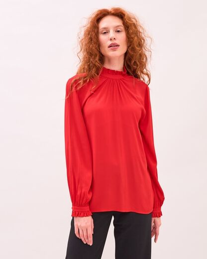NEWHOUSE Cora Blouse