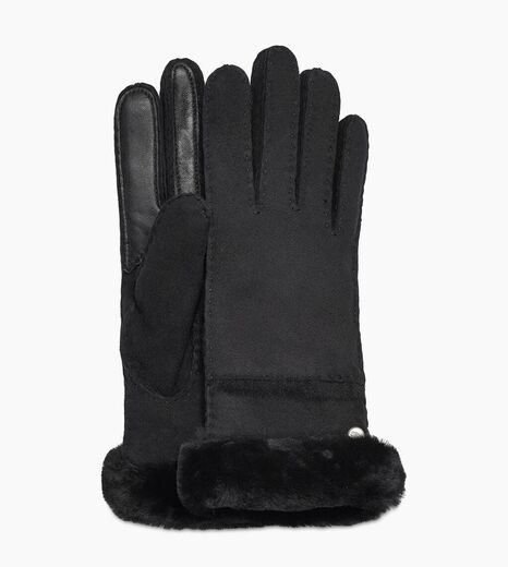 UGG Seamed Tech Glove black