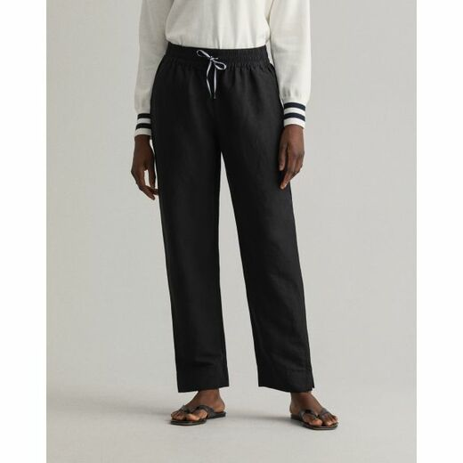 GANT Summer Linen Pull-on Pants