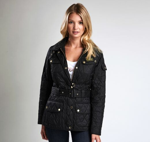 BARBOUR International Quilt Jacket