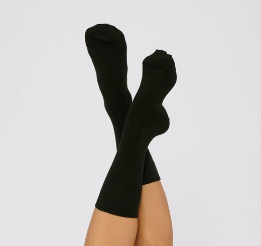 ORGANIC BASICS Organic Cotton Regular Socks 2-pack