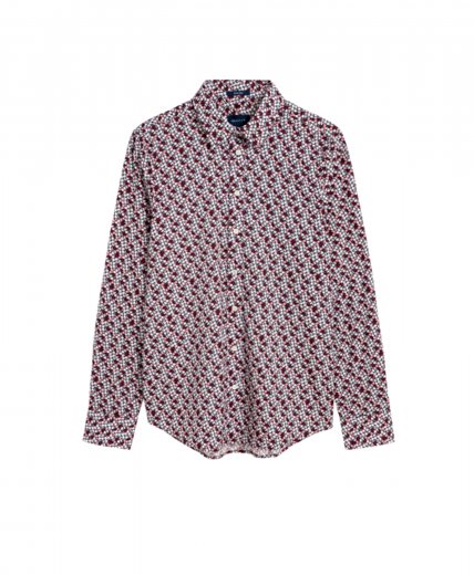 GANT Autumn Print Stretch BC Shirt