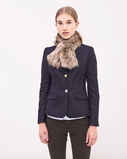 NEWHOUSE Fur Collar