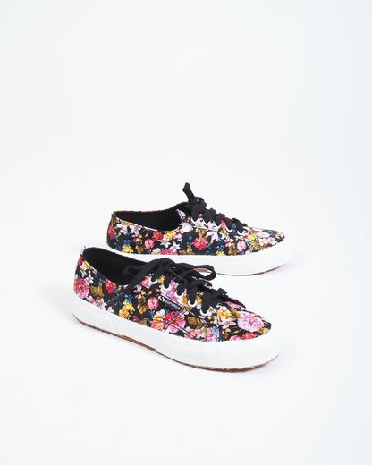 SUPERGA Satin Flowers