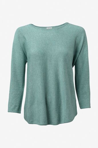 BOOMERANG Planta Sweater pond green