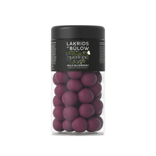LAKRIDS BY BÜLOW Regular - Wild Blueberry