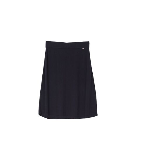 LEXINGTON Chastity Knitted Skirt tummansininen