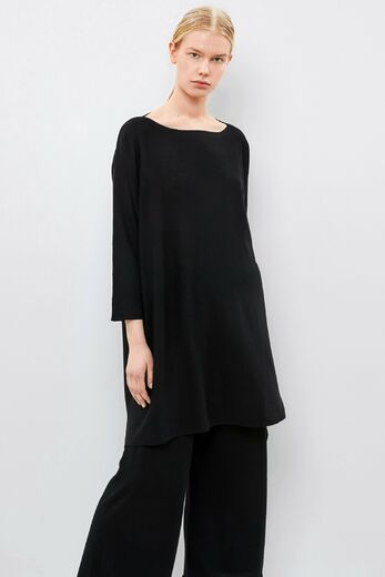 ARELA Eelia Wide Tunic New York black