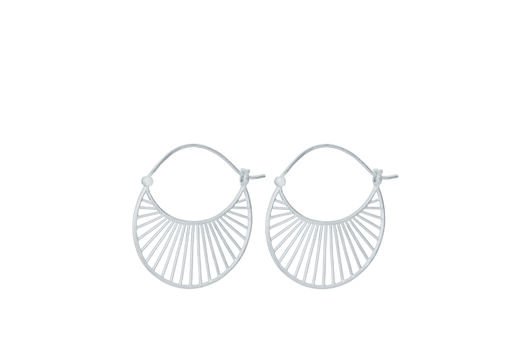 PERNILLE CORYDON Large Daylight Earrings hopea