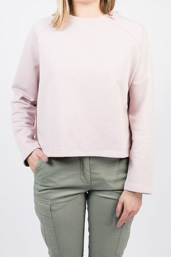 ARELA Atla Cropped Sweater old rose
