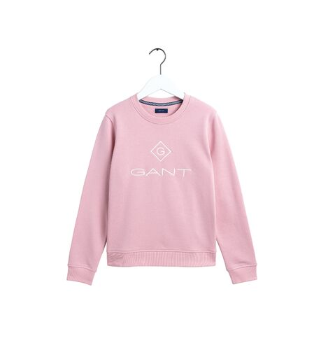 GANT Lock Up C-Neck collegepaita summer rose