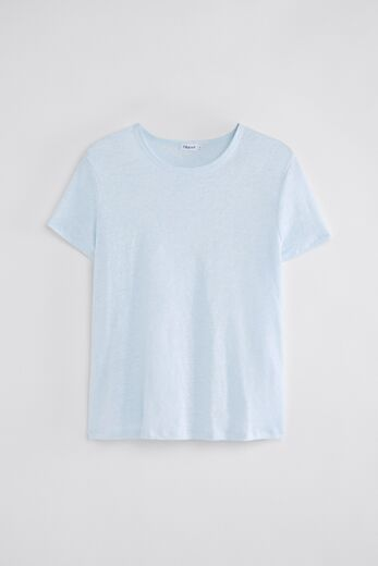 FILIPPA K Hazel Tee washed blue