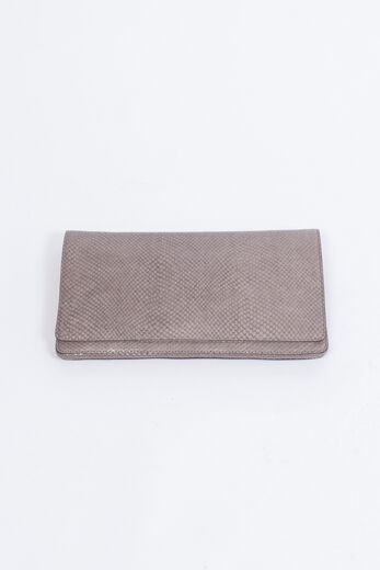 ABRO Clutch taupe