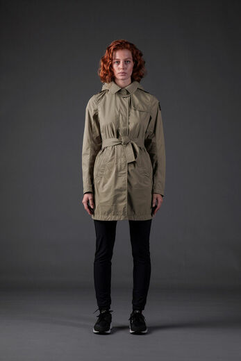 PARAJUMPERS Avery W Windbreaker Trench