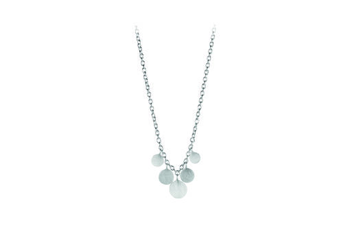 PERNILLE CORYDON Mini Coin Necklace hopea