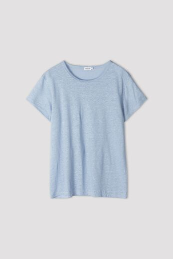 FILIPPA K Hazel Tee ice blue