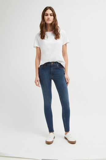 FRENCH CONNECTION Rebound Skinny Jeans vintage