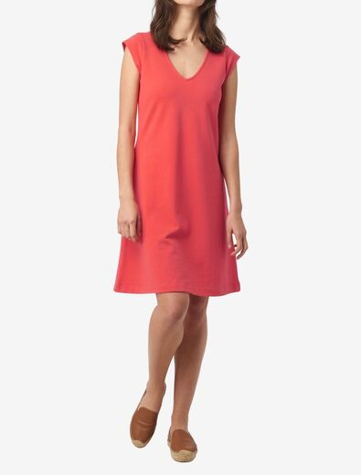 BOOMERANG Bella Pique Dress
