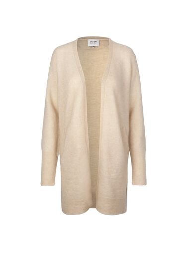 SECOND FEMALE Brook Knit New Pocket Cape beige