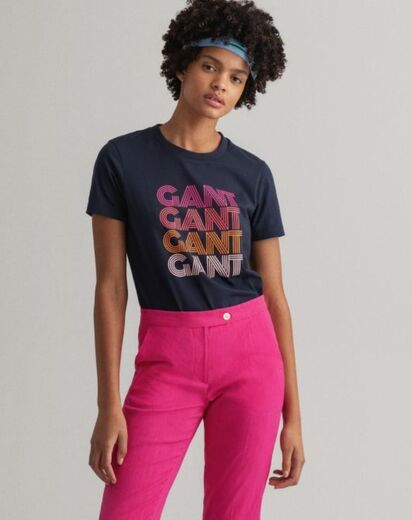 GANT Gradient Graphic T-shirt