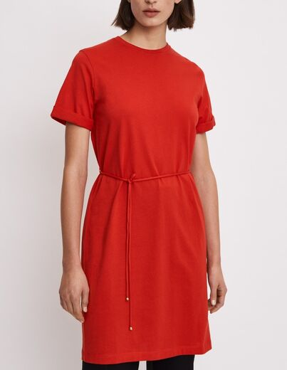 FILIPPA K Crew Neck T-shirt Dress