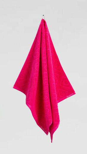 GANT Organic G Towel love portion 70 x 140 cm