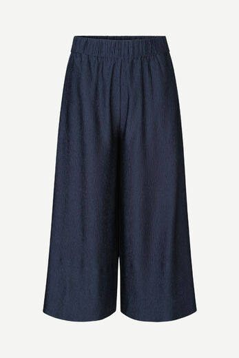 SAMSOE SAMSOE Luella Trousers night sky