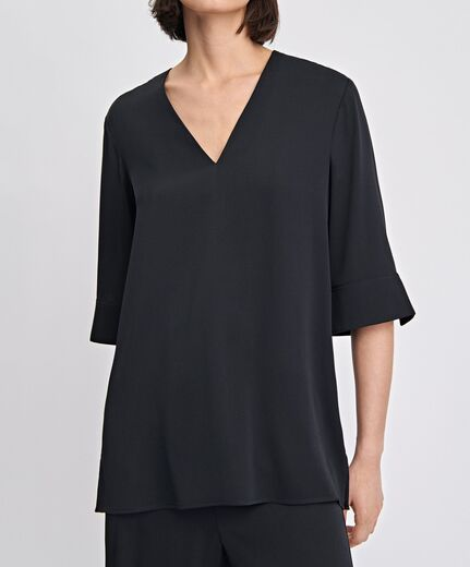 FILIPPA K Silk Tunic