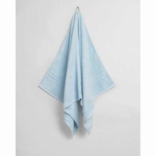 GANT Organic Premium Towel light blue 70 x 140 cm