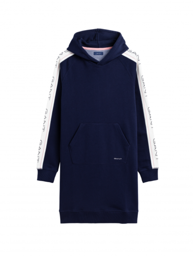 GANT Icon Hoodie Dress