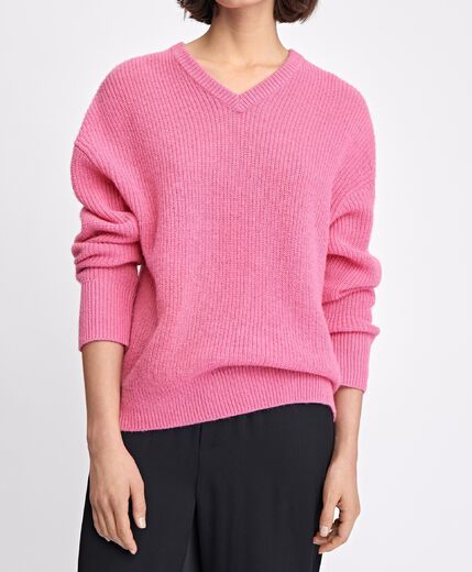 FILIPPA K Alpaca V-neck Sweater