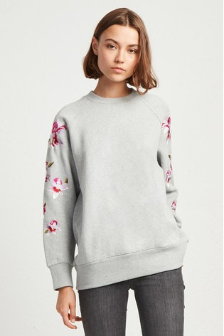 FRENCH CONNECTION Victorina Jersey Sweater