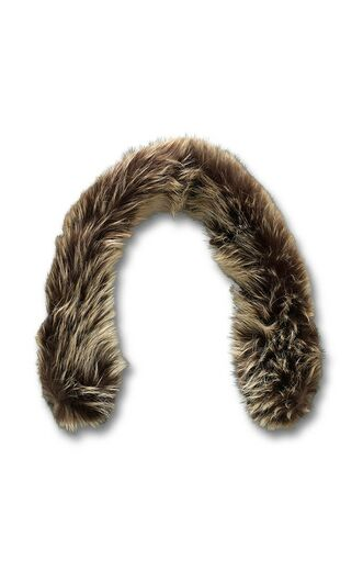 BOOMERANG Fake Fur Collar