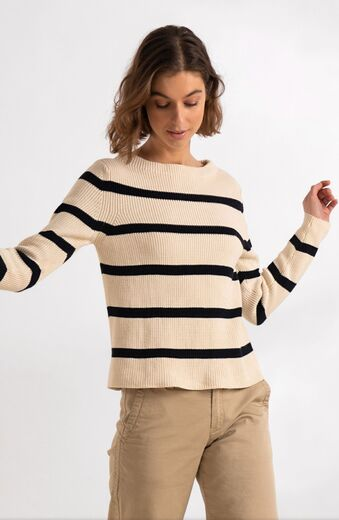 BOOMERANG Leonie Organic Cotton Sweater