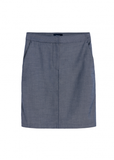 GANT Chambray Skirt