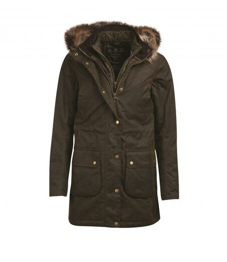 BARBOUR Thrunton Wax Jacket