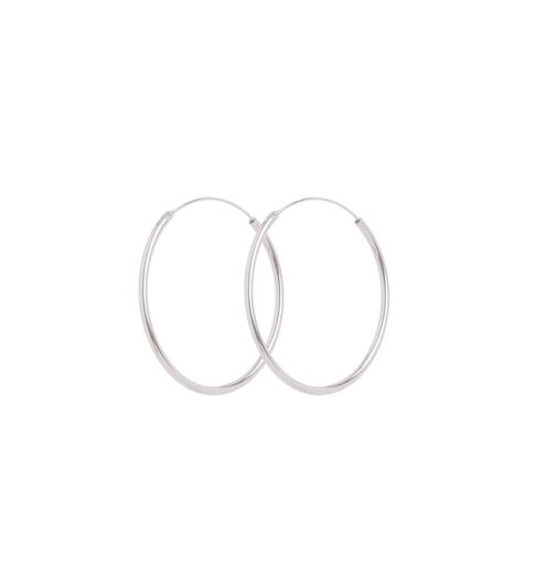 PERNILLE CORYDON Mini Plain Hoops hopea