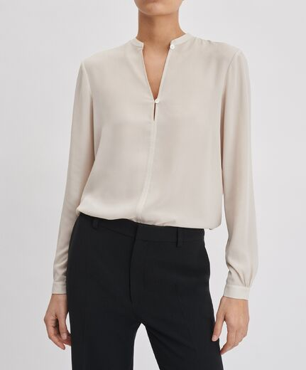 FILIPPA K Ada Tunic Blouse