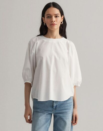 GANT Voluminous Sleeve Top