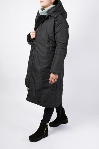 BOOMERANG Long Down Coat