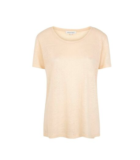 SECOND FEMALE Peony O-neck Tee