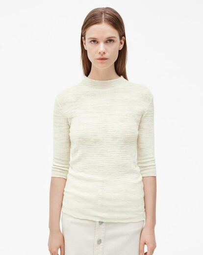 FILIPPA K Linen Mix Tee