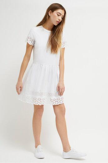 FRENCH CONNECTION Santoline Sleeve Dress